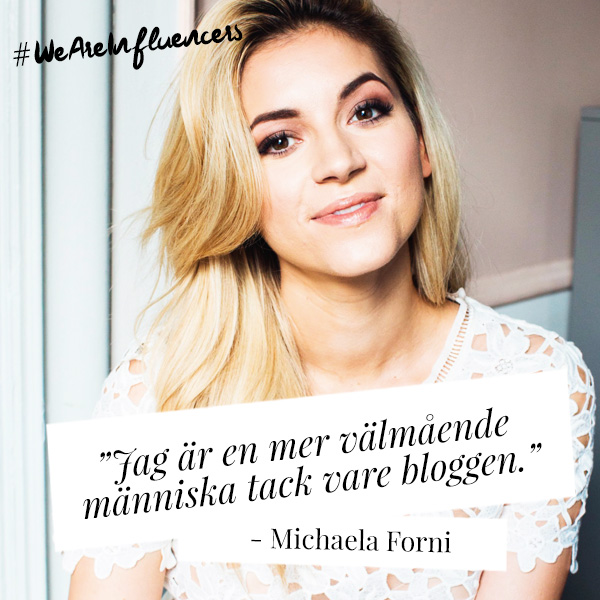 We Are Influencers – Episod 54 – Michaela Forni