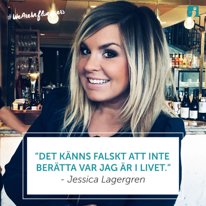 We Are Influencers – Episod 66 – Jessica Lagergren