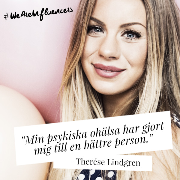 We Are Influencers – Episod 53 – Therése Lindgren